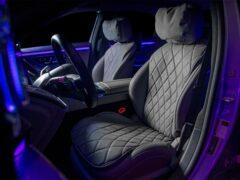 Топ-5 люксовых автомобилей с самыми удобными сиденьями