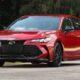 Toyota прекратит выпуск большого флагманского седана Avalon