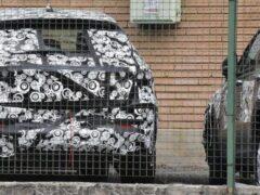 На тестах замечен прототип нового кроссовера Alfa Romeo Tonale