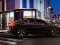 Компания Renault представила новый электроседан Mobilize Limo