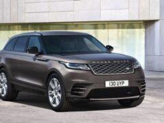 Range Rover Velar 2022 получил новую лимитированную версию в России