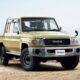 Toyota представила юбилейную версию Land Cruiser 70th Anniversary Edition