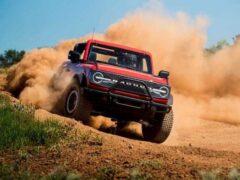 Ford не будет выпускать пикап на базе нового внедорожника Bronco