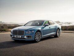 Bentley представил обновленный Flying Spur от Mulliner