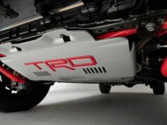 Представлен тизер нового пикапа Toyota Tundra