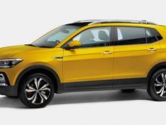 Кроссовер Volkswagen Taigun вышел на индийский рынок