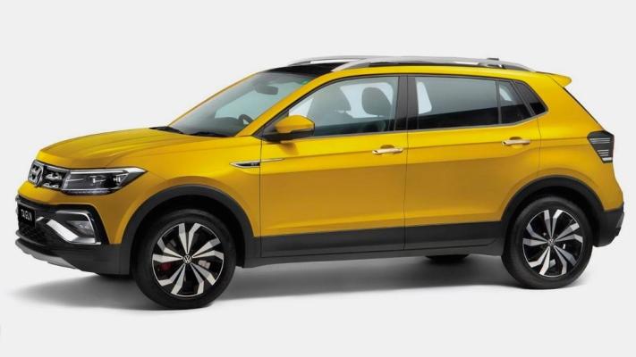 Volkswagen Taigun, кроссовер, для Индии