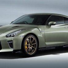 Спорткар Nissan GT-R получил новую версию T-spec