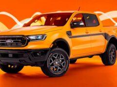 Ford представил пикап Ranger Splash 2022 года