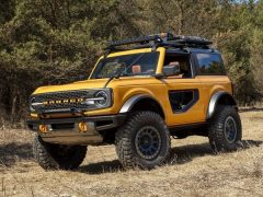 Ford разрабатывает план поставок внедорожника Bronco в Европу