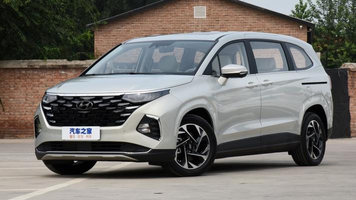 Hyundai Custo, минивэн