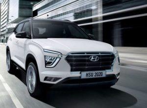 В России стартовали продажи Hyundai Creta нового поколения