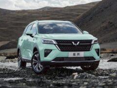 Автокомпания Wuling выводит на мировые рынки кроссовер Xingchen
