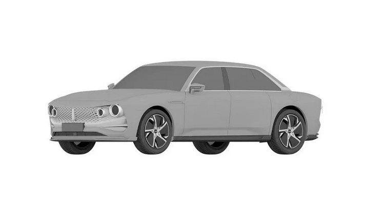 Wey, седан в стиле Nissan Skyline