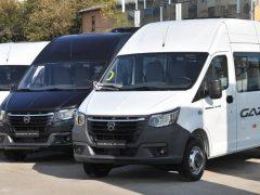 «Почта России» получила первый электромобиль GAZelle e-NN